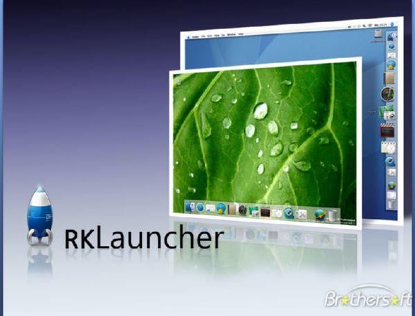 RK Launcher: Bila Kamu Menginginkan Dock yang Mirip Mac