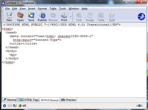 SeaMonkey, Browser Pintar All in One dengan Kaya Fitur