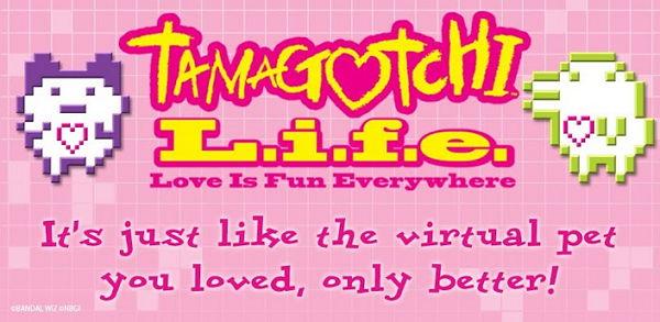 Tamagotchi L.I.F.E Sekarang Sudah Tersedia di Google Play