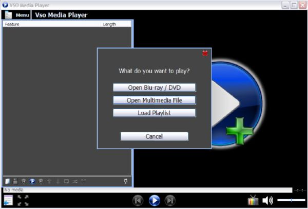 VSO Player: Media Player yang Bisa Memutar File ISO