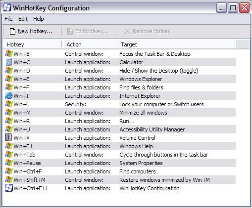 Mengedit dan Menambahkan Hotkey Windows dengan WinHotKey