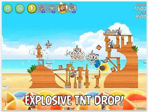 Download Angry Birds Rio HD untuk iOS Secara Gratis