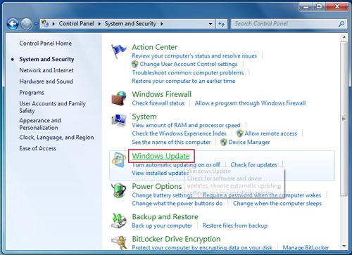 Cara Mudah Menonaktifkan Fitur Auto Update di Windows 7