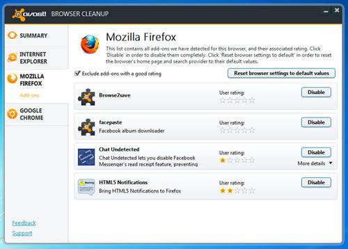 Bersih-Bersih Ekstensi Lebih Cepat dan Mudah dengan Avast Browser Cleanup