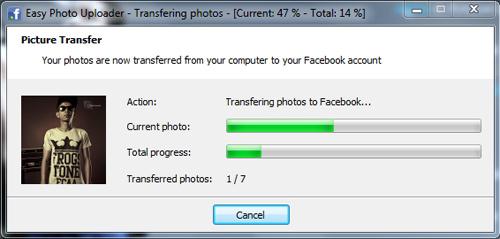 Lebih Mudah dan Cepat Mengupload Foto ke Facebook Menggunakan Easy Photo Uploader