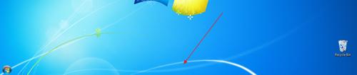 Mengatur Transparasi Taskbar Windows dengan FadeTaskbar
