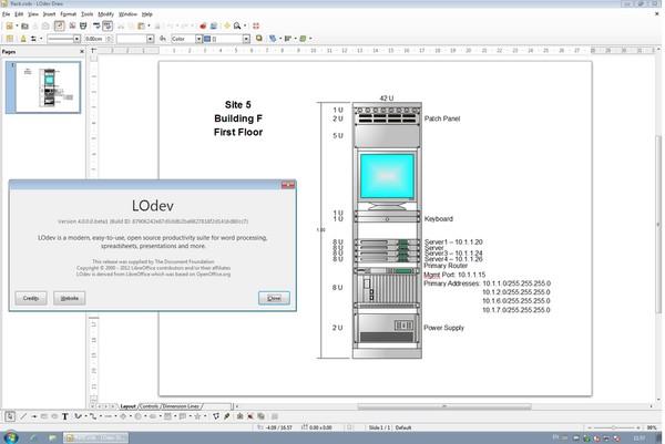 LibreOffice 4.0 Telah Dirilis, Apa yang Baru?