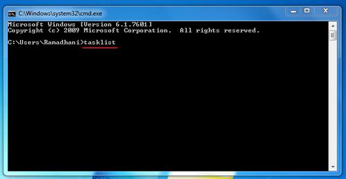 Cara Mudah Menutup Program dengan Command Prompt