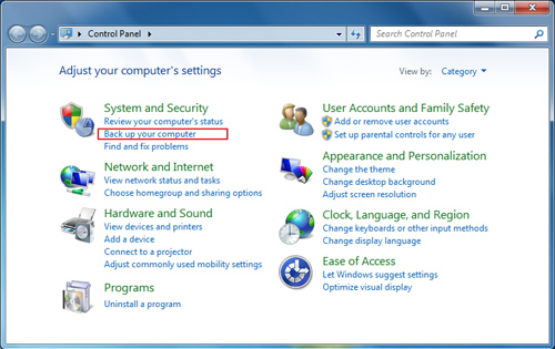 Cara Mudah Membuat CD System Repair di Windows 7