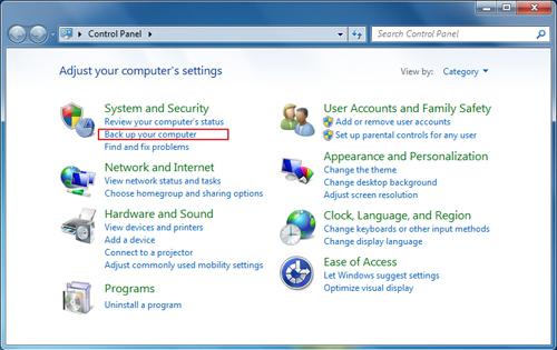 Cara Mudah Membuat CD System Repair di Windows 7