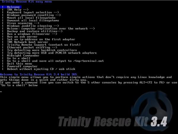 5 System Rescue Disk Terbaik