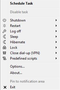 Cara Mudah Shutdown PC Secara Otomatis dengan Menggunakan Airytec Switch Off