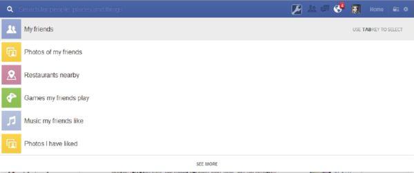 Facebook Graph Search: Andalan Baru Facebook untuk Menarik Minat Pengguna