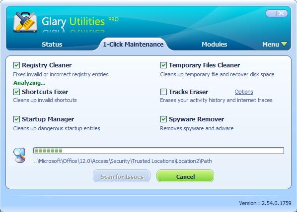 [Giveaway]Dapatkan Glary Utilities Tool Senilai $40 Gratis!