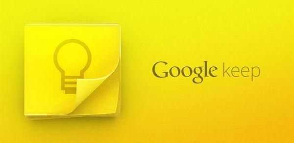 Google Meluncurkan Aplikasi Reminder Bernama Keep