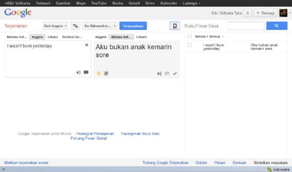 Download google translate untuk hp gratis