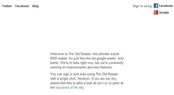 Inilah 5 Layanan RSS Reader Alternatif Pengganti Google Reader