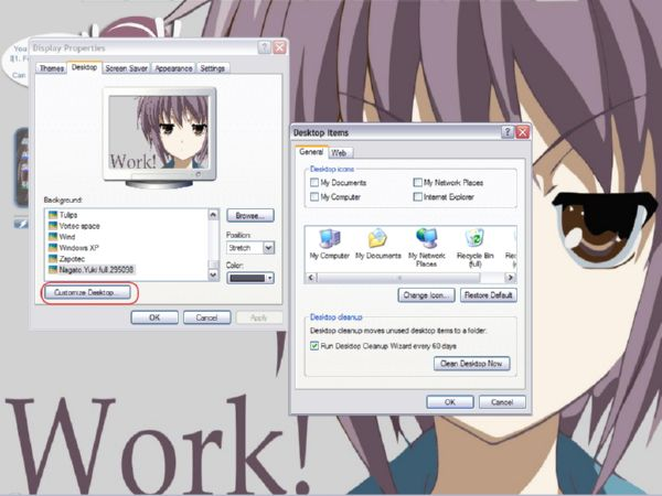Membuat To Do List tanpa Software dengan Windows XP