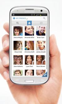 Contacts +: Aplikasi Kontak Android dengan Fitur Social Media