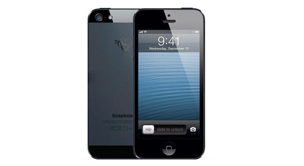 Goophone i5S: Smartphone Android dengan Desain Mirip iPhone 5