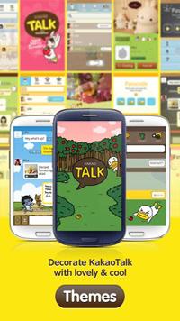 Kakao Talk: Aplikasi Berkirim Pesan dan Panggilan Gratis untuk Semua Platform
