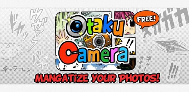 Merubah Foto Bergaya Manga dengan Otaku Camera