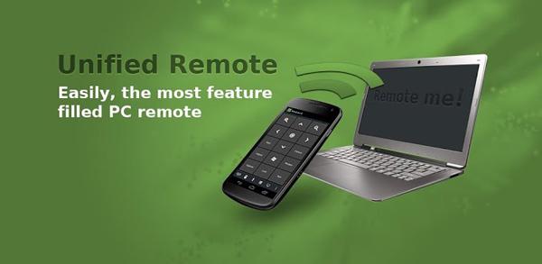 Mengendalikan Komputer Langsung dari Android dengan Unified Remote