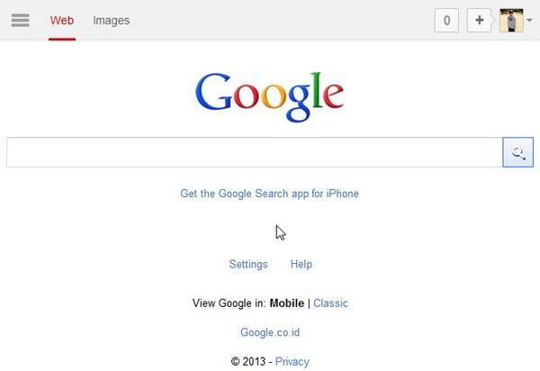 Cara Membuka Situs Mobile Dengan Menggunakan Komputer