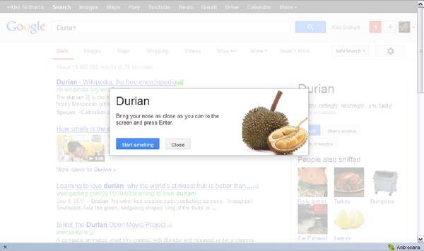 Google Nose - Layanan Google untuk Memancarkan Bau Tertentu [Hah?!]