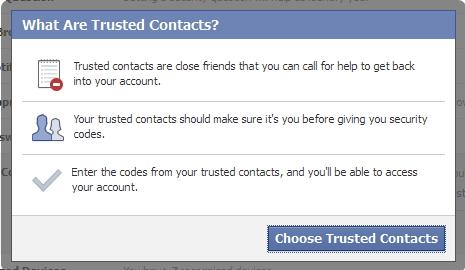 Fitur Baru Facebook: Tambahkan Kontak Terpercaya untuk Mengamankan Akun Kamu!