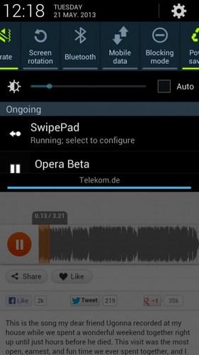 Apakah Kamu Pengguna Android?? Sudah Mencoba Opera versi 14 yang Terbaru?