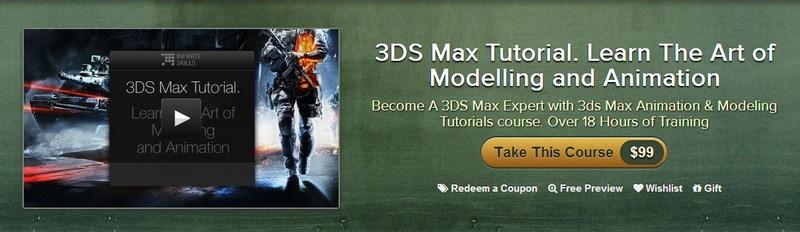 Gratis 3DS Max Training Membership Senilai 1 Juta Rupiah!