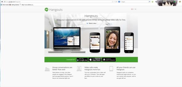 Revolusi Google Hangouts: Kini Terintegrasi dengan Gmail dan Mudah Diakses dari Desktop!