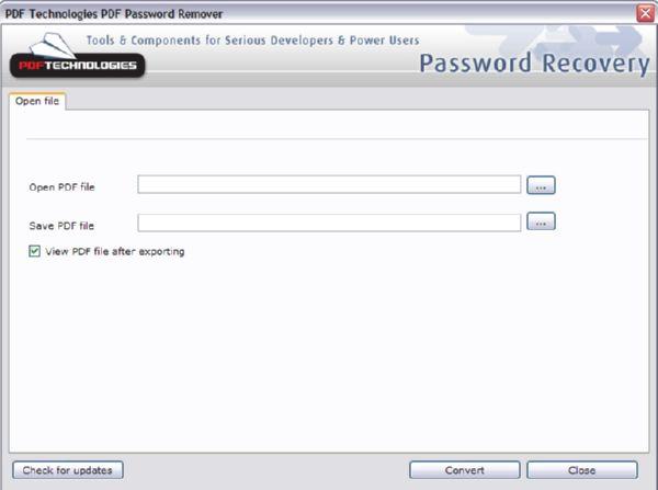 Hilangkan Batasan pada File PDF Kamu dengan PDF Password Remover