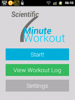 Latihan Singkat Tapi Bermanfaat Dengan Scientific Seven Minutes Workout for Android