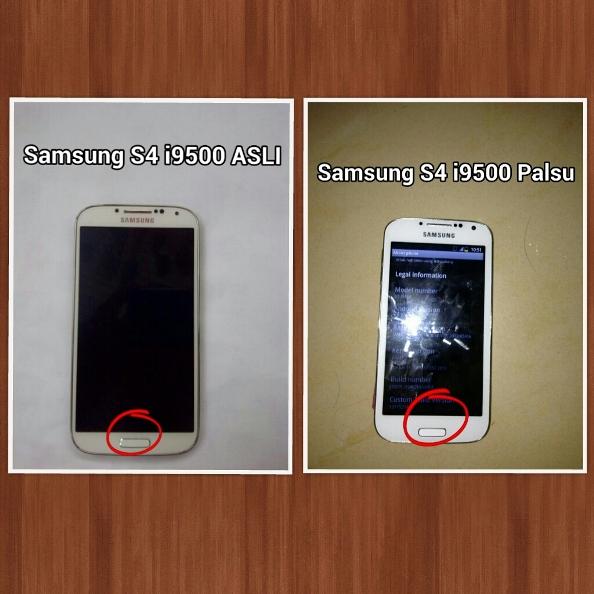 Waspada Samsung Galaxy S4 Supercopy