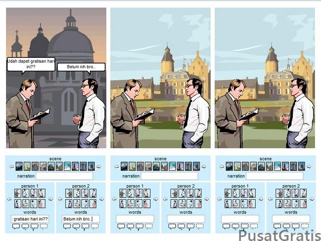 Cara Membuat Komik dengan Aplikasi Online Gratis