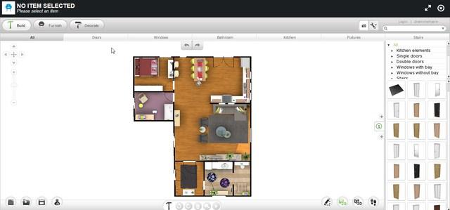 Cara Menggambar atau Mendesain Rumah dengan Mudah