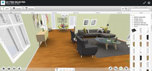 cara menggambar atau mendesain rumah dengan mudah pusat
