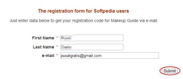 Download MakeUp Guide: Software untuk Menambahkan Makeup kedalam Foto (Senilai $45)