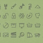 Download 400+ Icon Vector Bergaya Minimalis Senilai $25 (+Bonus)