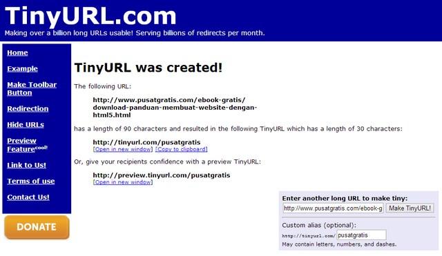 6 URL Shortener Terbaik untuk Memperpendek URL (+Bonus)