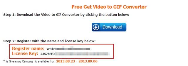 Dapatkan Video to GIF Converter untuk Membuat Animasi GIF dari Video