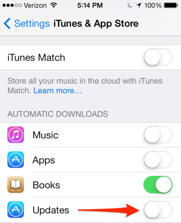 Tips Menghemat Baterai iPhone yang Menggunakan iOS7