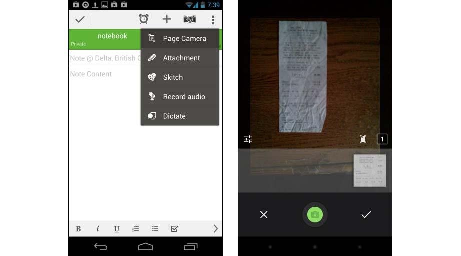Cara Membuat Camera HP Android Menjadi Scanner | Klik Tau