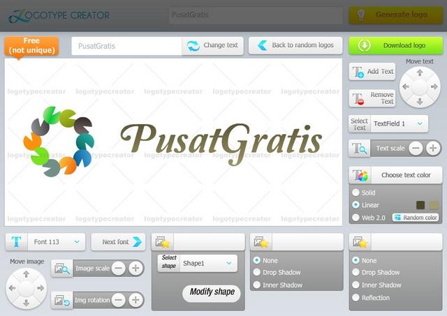 Logotype Creator: Cara Membuat Logo Online dengan Mudah dan Praktis