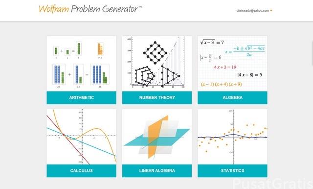 Cara Mudah Belajar Matematika dengan Wolfram Alpha