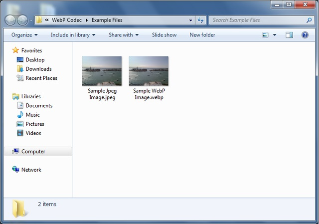 Cara Melihat Gambar Berformat WebP di Windows