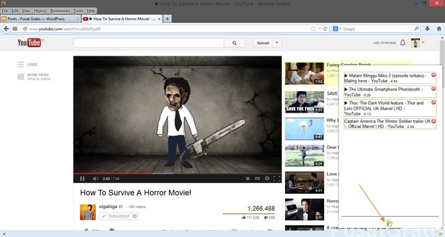 ResumeLater: Bookmark YouTube Video Kamu dan Mainkan Lagi Kapan Kapan