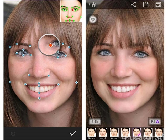 Download 5 Aplikasi Make Up Wajah Android Gratis